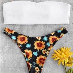 Sunflower bikini